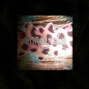 Benefit cosmetics coralista bronzer / blush
